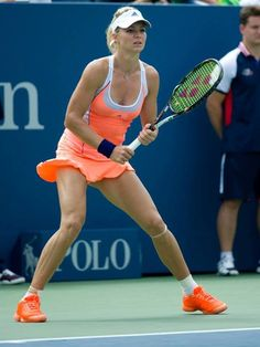 Maria Kirilenko - US Open in NYC August 2013 #WTA #Kirilenko #USOpen