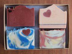 Handmade Gift Set  Soap Gift Set Eco-Friendly Gift Set Four