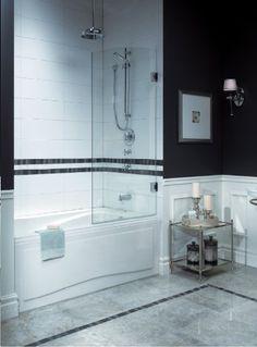 DELIGHT bathtub 36x66, Activ-Air, White
