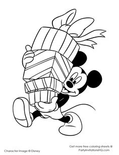 Cartoon coloring pages - Mickey Mouse Clubhouse Coloring Pages for children or adult that this have more similar of Mickey Mouse Clubhouse Coloring Pages. Print out this Mickey Mouse Clubhouse Coloring Pages and enjoy to coloring Disney Coloring Sheets, Free Disney Coloring Pages, Mickey Mouse Coloring Pages, Cartoon Coloring Pages, Coloring Book Pages, Coloring For Kids, Colouring Sheets, Adult Coloring, Natal Do Mickey Mouse