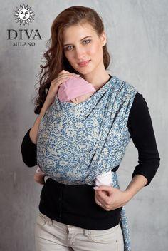 4cf044cecbd Veneziano Woven Wrap with Linen