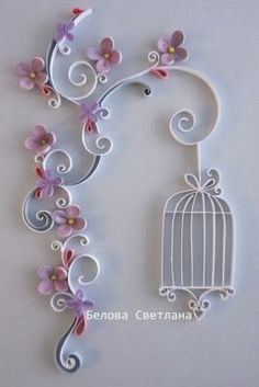 What is quilling? Guide to quilling constructions + 45 awesome ideas! Toilet Paper Roll Art, Rolled Paper Art, Toilet Paper Roll Crafts, Diy Paper, Paper Quilling Patterns, Quilling Paper Craft, Quiling Paper Art, Quilling Comb, Neli Quilling