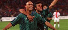 Ronaldo e Luís Henrique