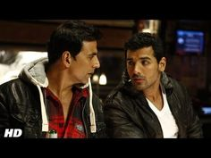 Desi Boyz (Title song ) Akshay Kumar, John Abraham Make some Noise for the Desi Boyz because they are here to steal your heart, the ultra cool title track from Desi Boyz starring Akshay Kumar & John Abraham, the duo that gave us garam masala are back to make all the girls go crazy, Enjoy and play...  http://bollywoodhd.raag.fm/2013/03/desi-boyz-title-song-akshay-kumar-john.html