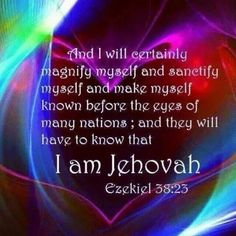 #Jehovah