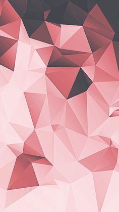 Ideas For Rose Gold Wallpaper Backgrounds Pattern Wallpaper Tumblr Lockscreen, Pink Wallpaper Samsung, Pink Wallpaper Backgrounds, Rose Gold Wallpaper, Trendy Wallpaper, New Wallpaper, Cute Wallpapers, Geometric Wallpaper Pink, Iphone Wallpapers