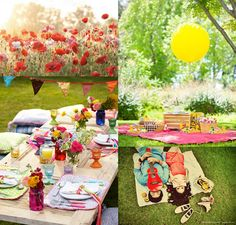 Sisters Guild: How To Throw A Perfect picnic. Goeie tips vir n mooi en praktiese piekniek Picnic Blanket, Outdoor Blanket, Picnic Style, Outdoor Parties, The Great Outdoors, Sisters, Picnics, Table Decorations, Picnic Ideas