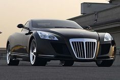 Maybach Exelero U2013 Top Ten Most Expensive Cars In The World 2011!
