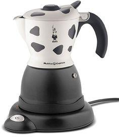 #cocinas Cafetera bialetti modelo mukka  electrónica