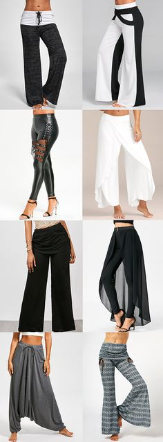 Shop online for the latest collection of Women's Pants at Dresslily.com,Free Shipping Worldwide.#pants