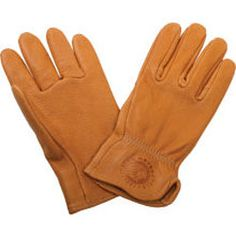 These deerskin gloves are naturally soft and supple, providing excellent dexterity. Enjoy them for years with subtle Indian branding as reminders of your choice in motorcycles.