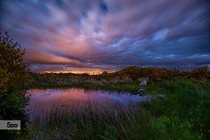 Galway @night by Eva Czorny on 500px