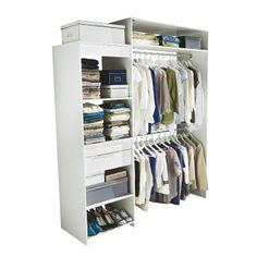 Stores, Dimensions, Closet, Diy, Home Decor, White Decor, Wardrobe Closet, Armoire, Decoration Home