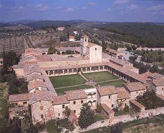 Certosa di Pontignano, Italy