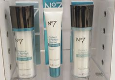 #BootsBeautyTakesNYC No matter your age Boots has a No7 right for you. From their protect and perfect anti-aging serum to restore and renew for mature skin! #ad