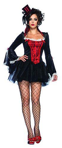 5a945c583fd6 Transylvania Temptress Costume. Raso RossoFiocchi Di ...