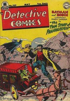 Detective Comics 135 Batman golden age DC comics
