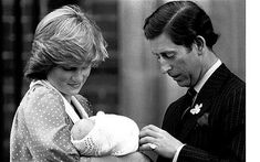 Prince William of Wales was born at St Mary's Hospital on June 21 1982 and the young Prince was presented to the public the following day by his proud parents at their Kensington Palace home