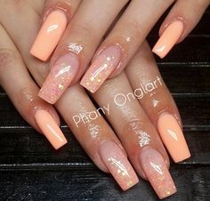 Hottest Trends for Acrylic Nail Shapes Sassy Nails, Trendy Nails, Cute Nails, New Nail Designs, Beautiful Nail Designs, Pedicure Nails, Nail Nail, Nail Polish, Different Nail Shapes