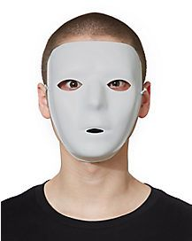 Blank Mask for Halloween Glowing Mask Door idea! Halloween Masks, Halloween Decorations, Halloween Face Makeup, Blank Mask, Movie Posters, Decorating Ideas, Outdoor, White Mascara, Outdoors