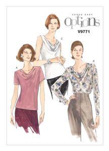 Tops   Vogue Patterns