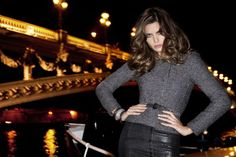 Nighttime in Paris – Taking to the night for Mango's fall campaign lensed by Terry Richardson, model Isabeli Fontana plays femme fatale in these seductive images. The September advertisements showcase Mango's dress line complete with fire engine red gowns and dark as night minis. / See more Isabeli for Mango here. Enjoyed this update?Stay up …