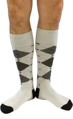 "Officially licensed ""Space Invaders"" themed premium cotton dress socks. #soxfords #geek #socks #gaming"
