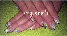 Blümchen Nails