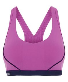 Look at this Viola & Ink Sophomore Sports Bra on #zulily today!