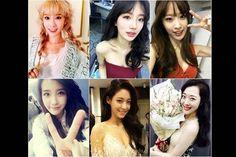 Idola Wanita Korea Adu Selfie Paling Hot, Mana yang Dipilih Fans? – News Lifestyle