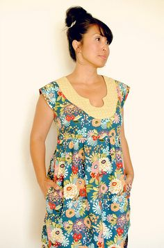 washi dress2 | Flickr - Photo Sharing!