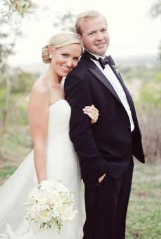 Hill Country Wedding by Forever Photography Studio | Style Me Pretty