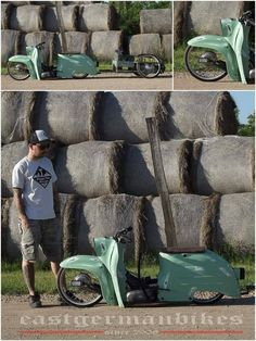 Scooter Motorcycle, Moto Bike, Scooters, Electric Moped, Roller Design, 50cc, Custom Bikes, Cars And Motorcycles, Old School