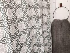 DIY Handdukshållare