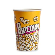 50 Pack Of 46 oz. Popcorn Bucket $7.49 / Pack #Party #Parties #Supplies #PartySupplies