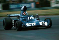 Francois Cevert, Tyrrell 1973.