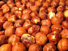 OREGON: Snack on a handful of Oregon hazelnuts, or