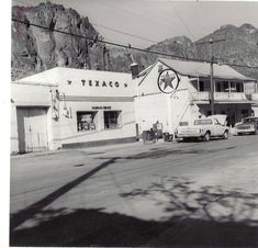 clifton az | Gassing up in the 1970s  My mom and dad were friends with the owners of this gas station!