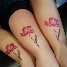 Learn more about ** 20 Beautiful Flower Tattoo Designs - Hottest Feminine Flower Tattoos...