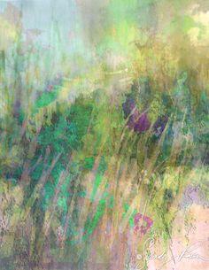 Abstract Grasses vllb