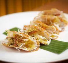 At The Halkin Hotel - NAHM - Michelin-starred Thai