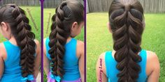 to curl your hair with braids An absolutely amazing 5 Strand Braid by Kerry Lane! Watch the video tutorial! An absolutely amazing 5 Strand Braid by Kerry Lane! Watch the video tutorial! Rock Your Hair, How To Curl Your Hair, Braided Hairstyles Tutorials, Loose Hairstyles, Natural To Relaxed Hair, Spiral Braid, Best Hairspray, 5 Strand Braids, Mermaid Braid