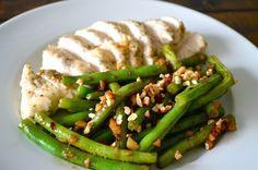 Tangy Thai Green Beans from Rachel Schultz