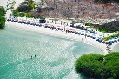 Playa Paraiso El Guamache Margarita :.