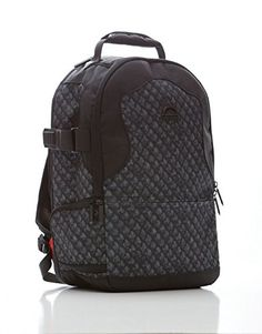Sprayground Unisex Blackout Rython Backpack One Size Black * Check out this great product by click affiliate link Amazon.com