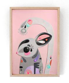 SUGAR GLIDER - ORIGINAL ARTWORK | pete cromer