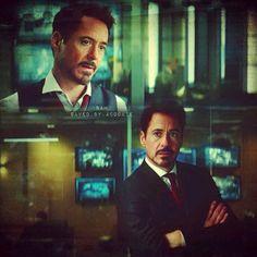 """Tony Stark, """"Civil War"""""""