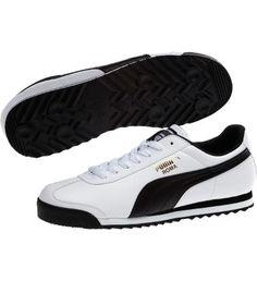 Puma Men s Roma Pso Fashion SneakerBlack/Dark Shadow8US/ D US