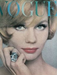 Vogue cover shoot   #jewelry #beauty
