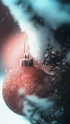 New Year Wallpaper - Sofia Hoffmann Merry Christmas And Happy New Year, All Things Christmas, Christmas Diy, Christmas Bulbs, New Year Wallpaper, Winter Wallpaper, Grinch Christmas Decorations, Merry Christmas Wallpaper, Wallpaper Iphone Disney